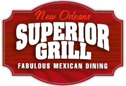 Mexican Food Superior Grill New Orleans